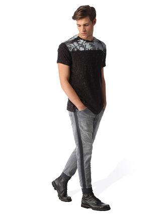 NARROT-NE JP JOGGJEANS 0830Q, Grey jeans