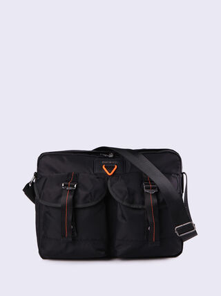 F-CROSS MESSENGER, Black