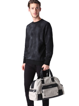 GEAR DUFFLE, White/Black
