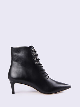 D-HOOK MA, Noir