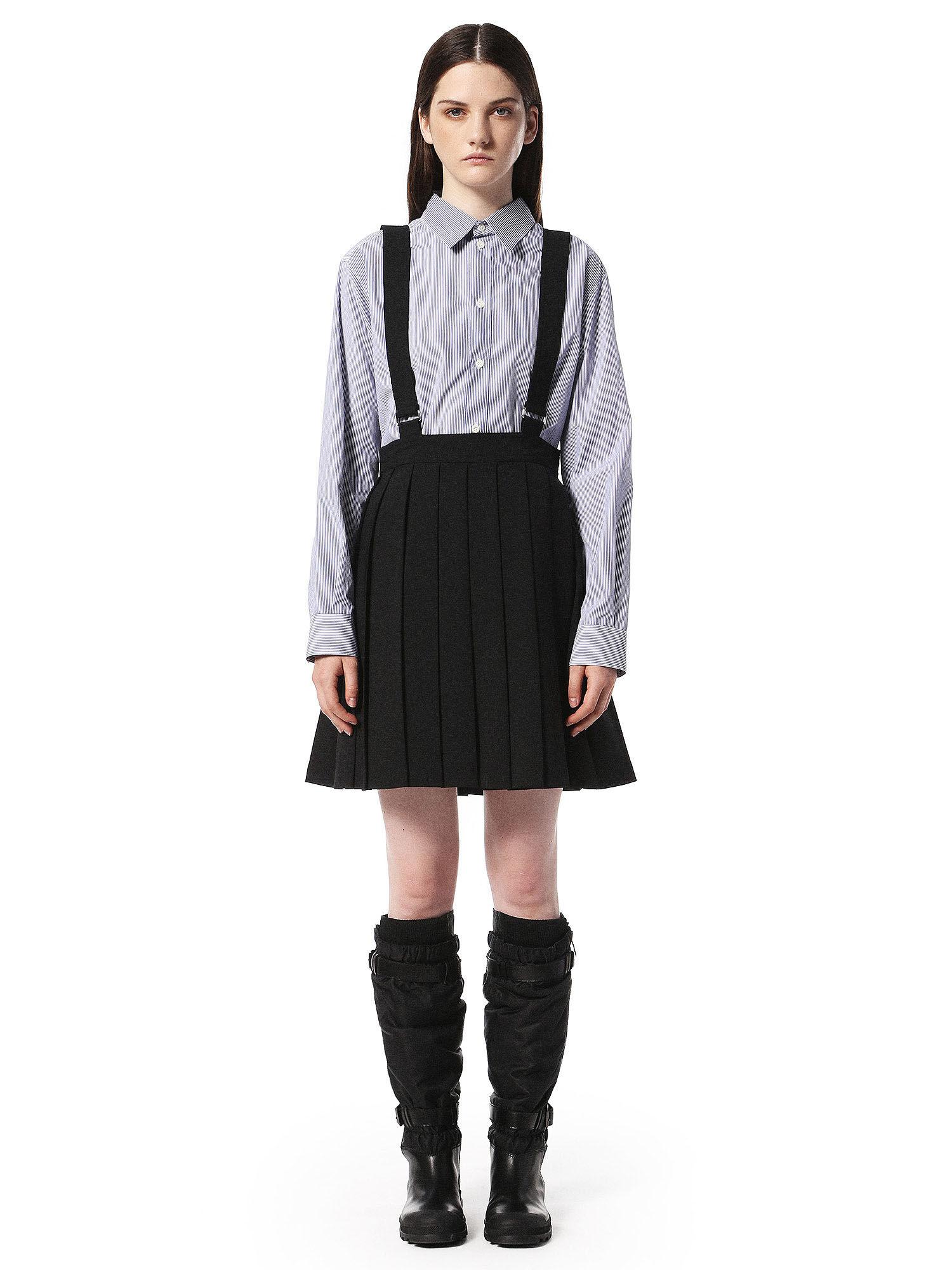 G stage black dresses vest