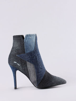 D-ELHENA, Blue jeans