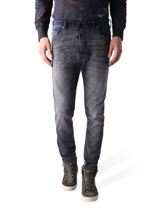 NARROT JOGGJEANS 0668Y, Black-blue
