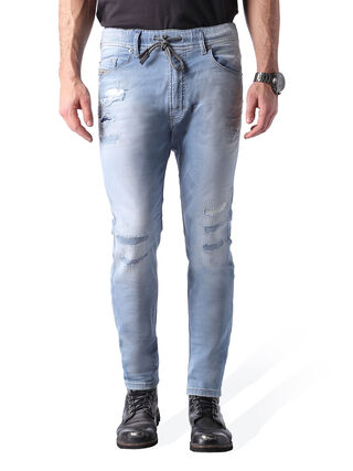NARROT JOGGJEANS 0673M, Light Blue