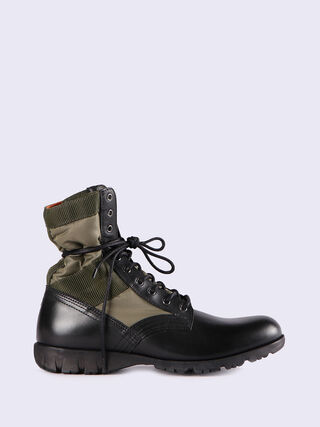 D-24x7 BOOT, Olive Green
