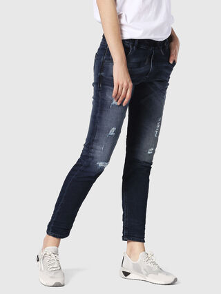 KRAILEY R JOGGJEANS 0685G, Blue jeans