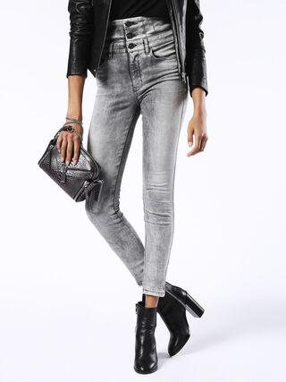 SKINZEE-CORSET 0854K, Grey jeans