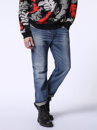 WAYKEE 084DF, Blue jeans