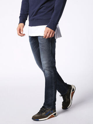 BELTHER 084KW, Blue jeans