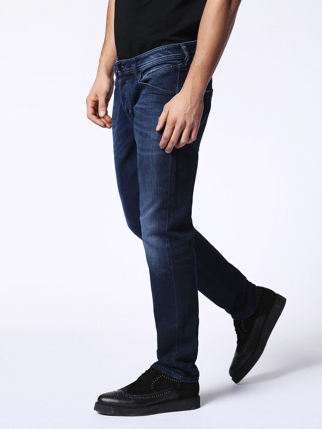 BELTHER 084BV, Blue jeans