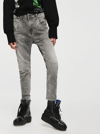 FAYZA JOGG 0855B, Grey jeans