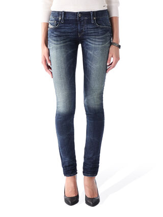 GRUPEE JOGGJEANS 0601L, Dark denim
