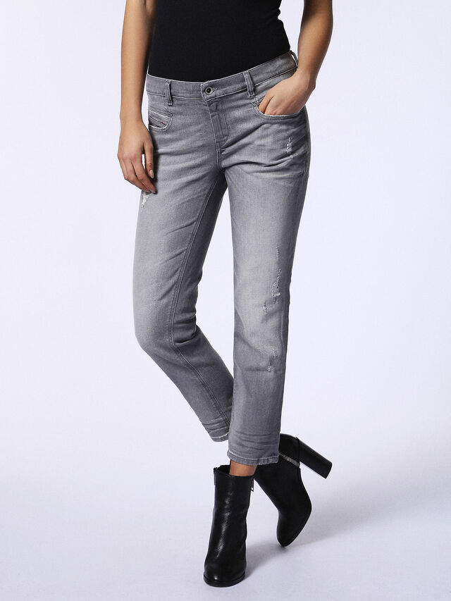 BELTHY-ANKLE 0853H, Grey jeans