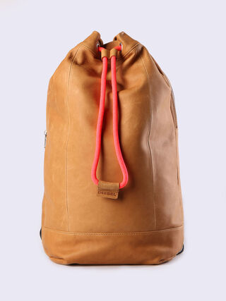 L-SIGNATURED BACK, Brown