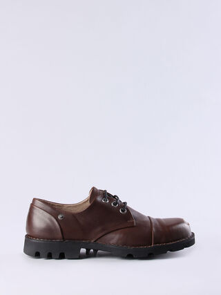 STEEL LOW, Brown