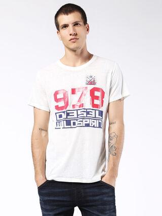 T-DIEGO-HB, White