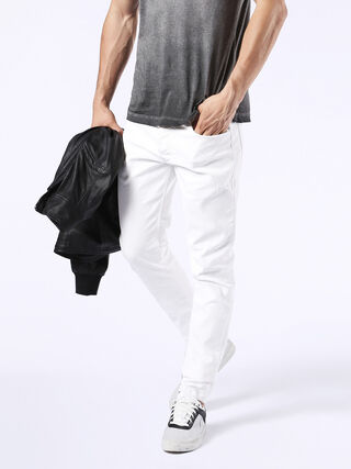 TEPPHAR 0855U, White Jeans