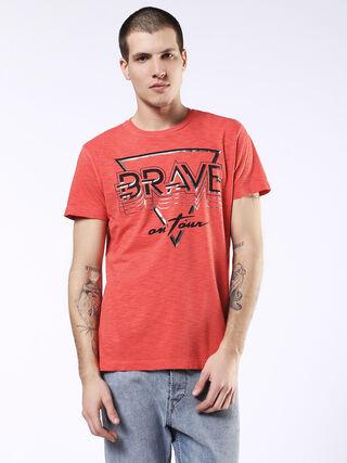 T-DIEGO-NE, Rouge braise