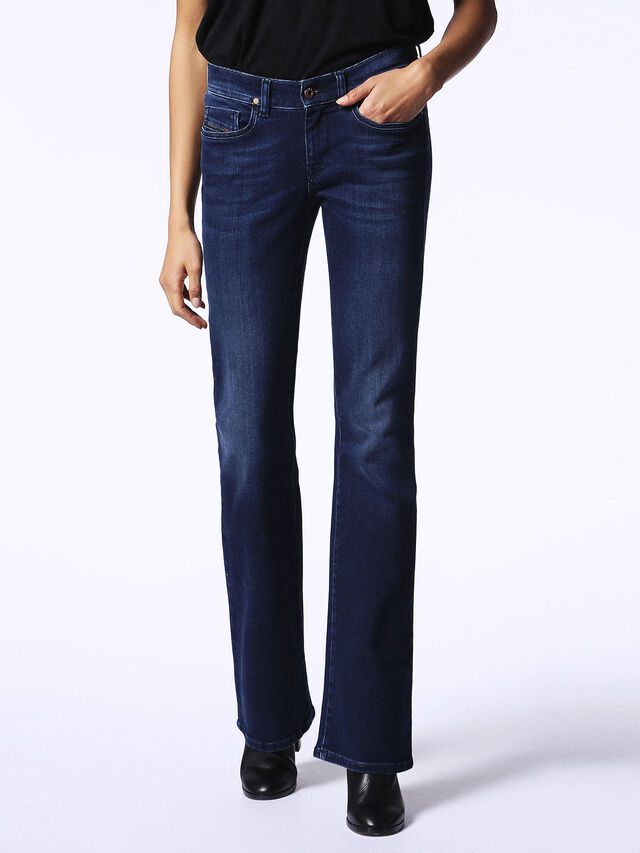 LOWLEEH 0858A, Blue jeans