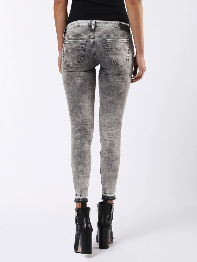 SKINZEE LOW-C 0679S, Grey jeans
