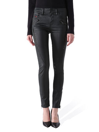 SKINZEE-SP 0662E, Black Jeans