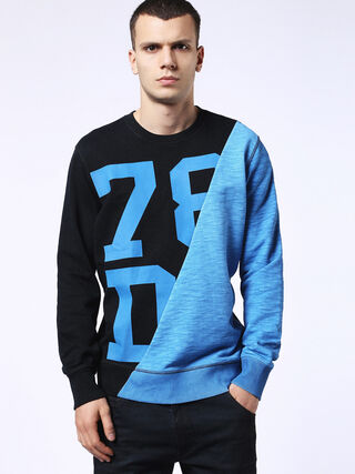 S-JOE-NW, Black-blue