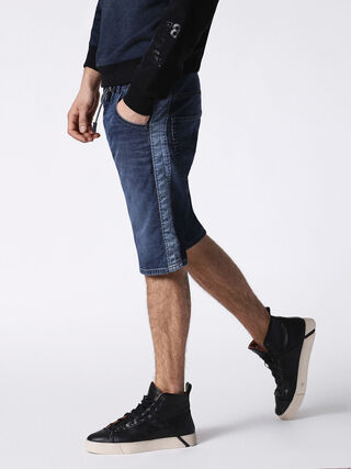 KROSHORT SPD JOGGJEANS, Blue jeans