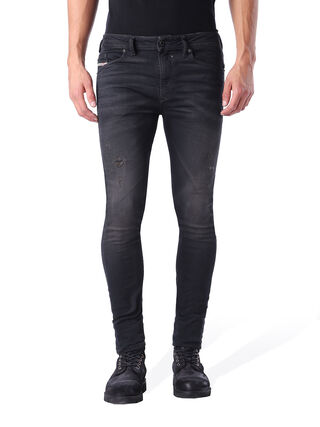 SPENDER JOGGJEANS 0669Q, Black