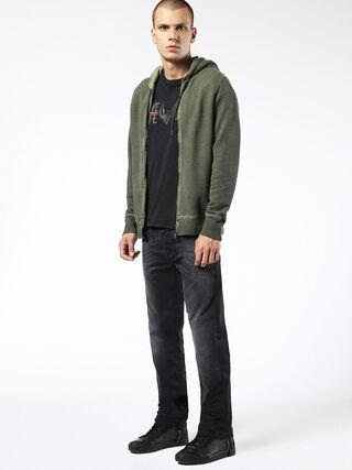 LARKEE 0854A, Jean noir