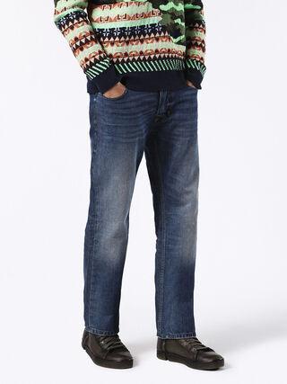 LARKEE 0857H, Blue jeans