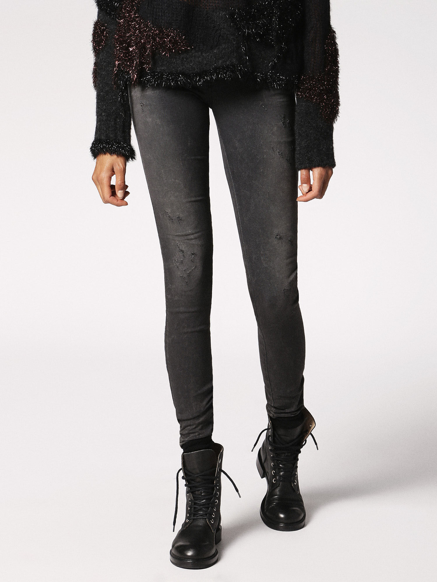 Diesel damen skinzee jeans 0815 n 01