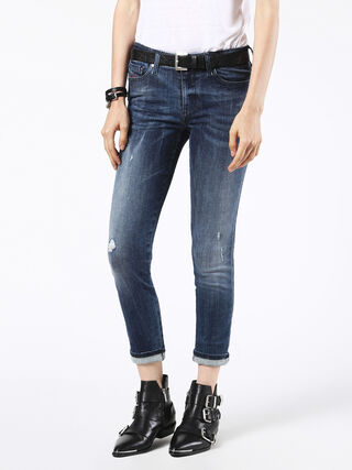 SKINZEE 0677R, Blue jeans