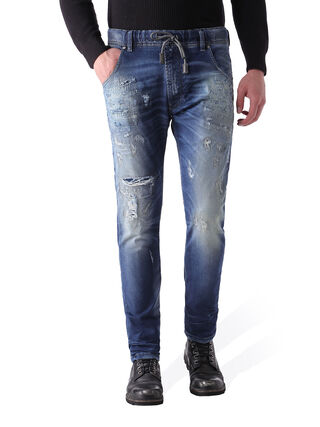 KROOLEY JOGGJEANS 0670U, Blue jeans