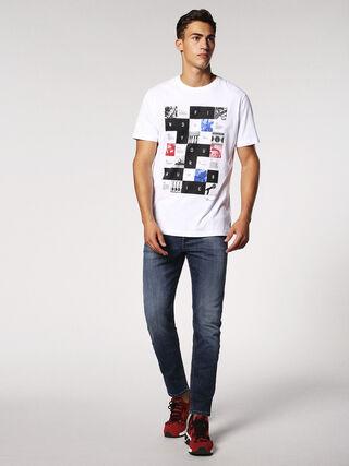 T-JOE-RX, Blanc