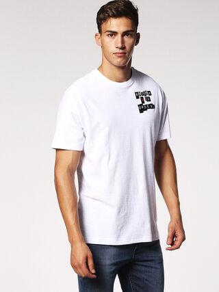 T-JOE-RH, White
