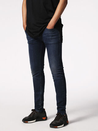 SLEENKER 0854E, Dark denim