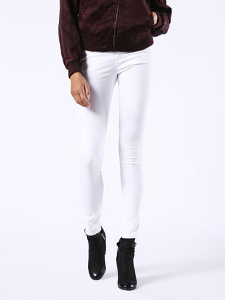 SKINZEE 0851W, Bright White