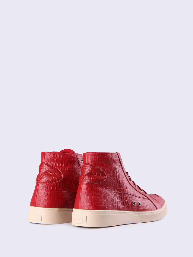 S-GROOVE MID, Red