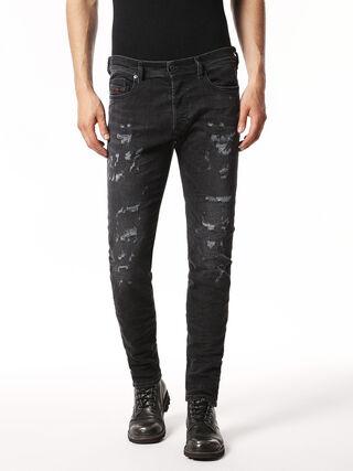 TEPPHAR 0683P, Black Jeans