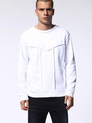 S-CAPITAN, White