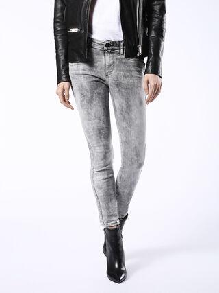 SKINZEE-BK2 0854K, Grey jeans