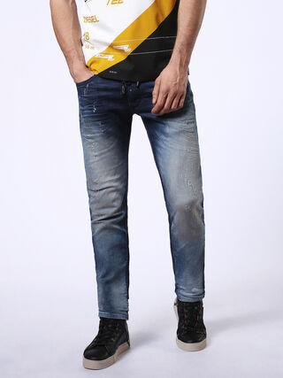 THAVAR SP JOGGJEANS 0682G, Blue jeans