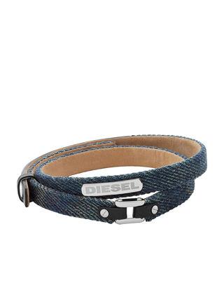 BRACELET DX0976, Blue jeans
