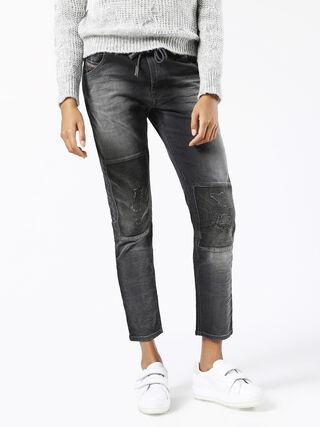 KRAILEY JOGGJEANS 0855Z, Black Jeans