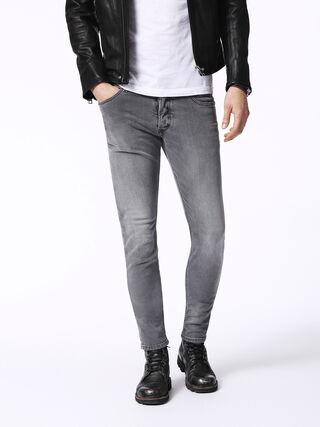 SLEENKER 0674T, Grey jeans