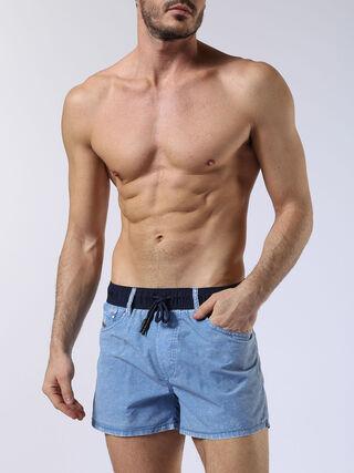 BMBX-WAYKEEKI SH 2.0, Blue jeans