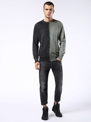BUSTER 0669F, Grey jeans
