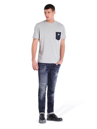 SPENDER JOGGJEANS 0662K, Blue jeans