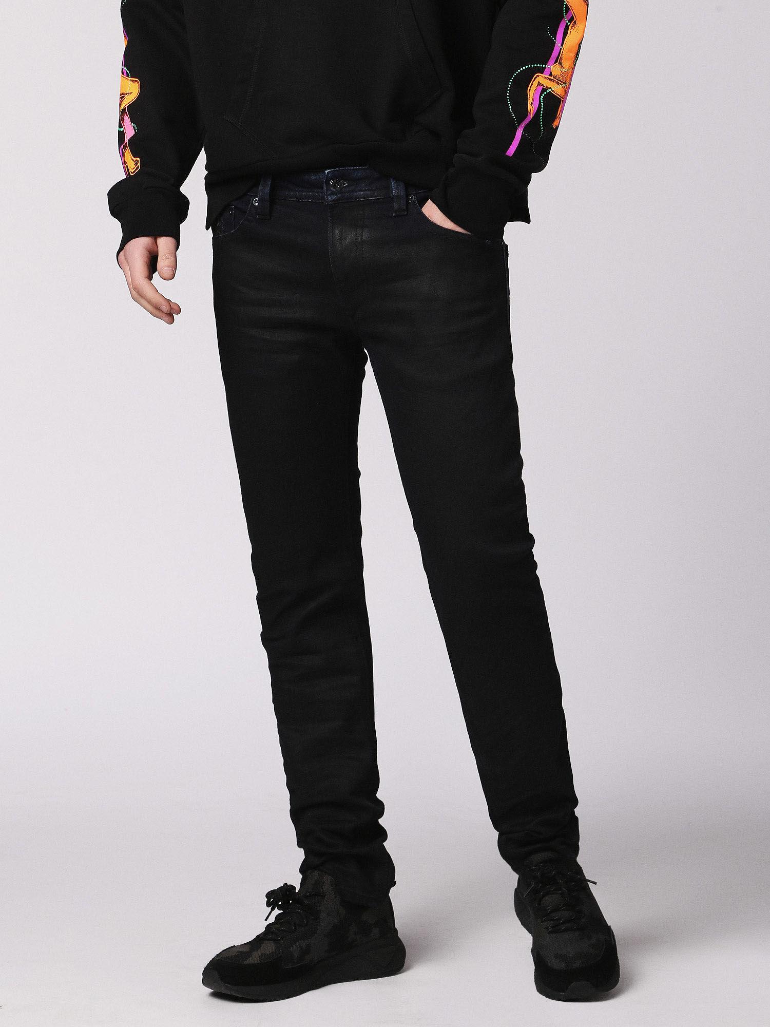 Herren diesel denim jeans zatiny hose regular bootcut