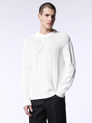 K-MILLER, White